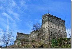 Fürstenweg -  Burg Altwied