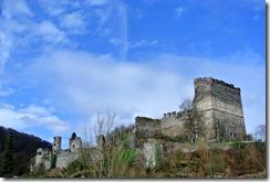 Fürstenweg -  Burg Altwied 2