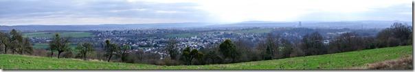 Fürstenweg -  Panorama