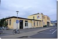 Rheinsteig (Königswinter - Bad Honnef) - Bahnhof in Bad Honnef