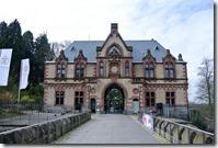 Rheinsteig (Königswinter - Bad Honnef) - Schloss Drachenfels