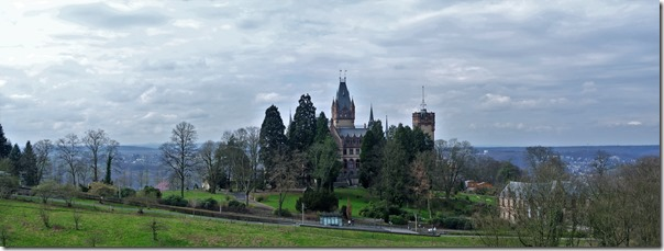 Rheinsteig (Königswinter - Bad Honnef) - Schloss