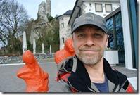 Rheinsteig (Königswinter - Bad Honnef) - Selfie
