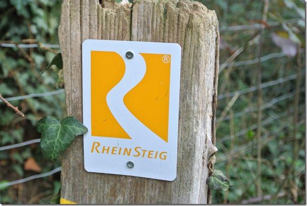 Rheinsteig (Königswinter - Bad Honnef) - Rheinsteig-Logo