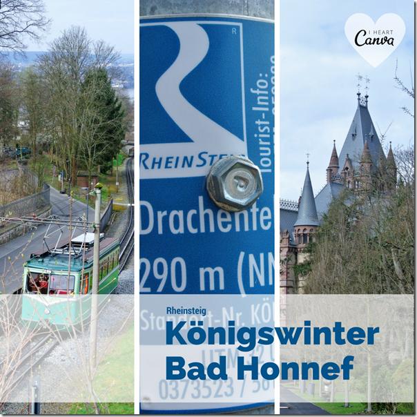 Rheinsteig (Königswinter - Bad Honnef) - Teaser