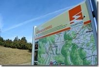 Traumpfad Bergheidenweg - Kartentafel