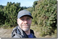 Traumpfad Bergheidenweg - Selfie