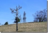 Traumpfad Bergheidenweg - Antennen auf dem Raßberg