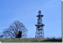 Traumpfad Bergheidenweg - Radio Relay Site