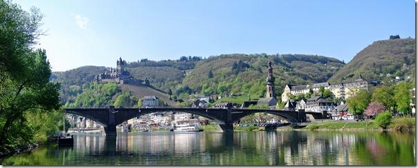 Cochemer Ritterrunde - Panorama Cochem