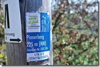 Cochemer Ritterrunde - Wegemarkierung