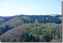 Cochemer Ritterrunde - Blick zur Burg