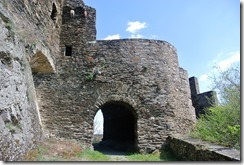 Cochemer Ritterrunde - Burg Detail