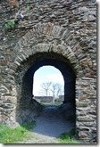 Cochemer Ritterrunde - Durchgang zur Burg