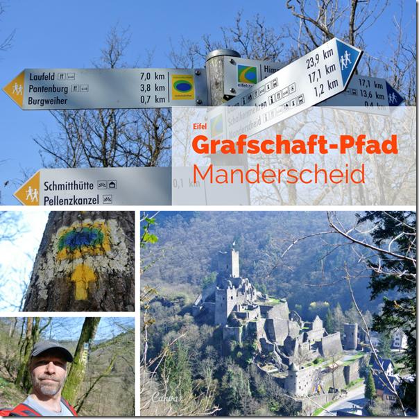Grafschaft Pfad Manderscheid - Teaser