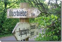 Rheinsteig (Rengsdorf - Sayn) - alte Wegemarken