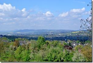 Rheinsteig (Rengsdorf - Sayn) - das Neuwieder Becken