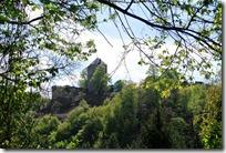 Rheinsteig (Rengsdorf - Sayn) - die Burg