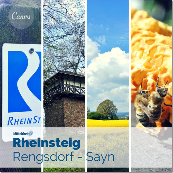 Rheinsteig (Rengsdorf - Sayn) - Teaser