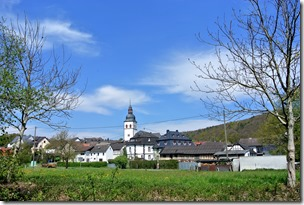 Vinxtbachtal Extratour - Blick auf Königsfeld