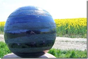 Vinxtbachtal Extratour - Keramikkugel