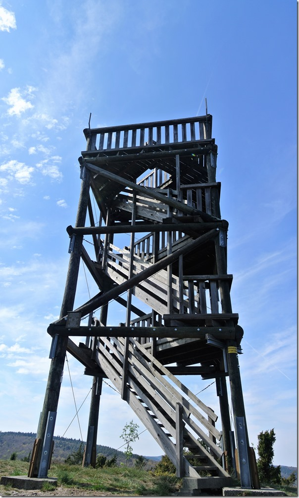 Vinxtbachtal Extratour - Turm