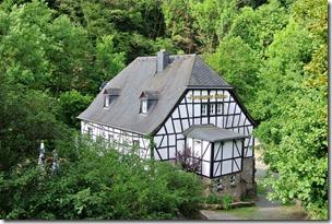 Traumpfad Pyrmonter Felsensteig - Mühle