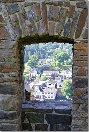 Traumpfad Virne-Burgweg - Blick auf Virneburg
