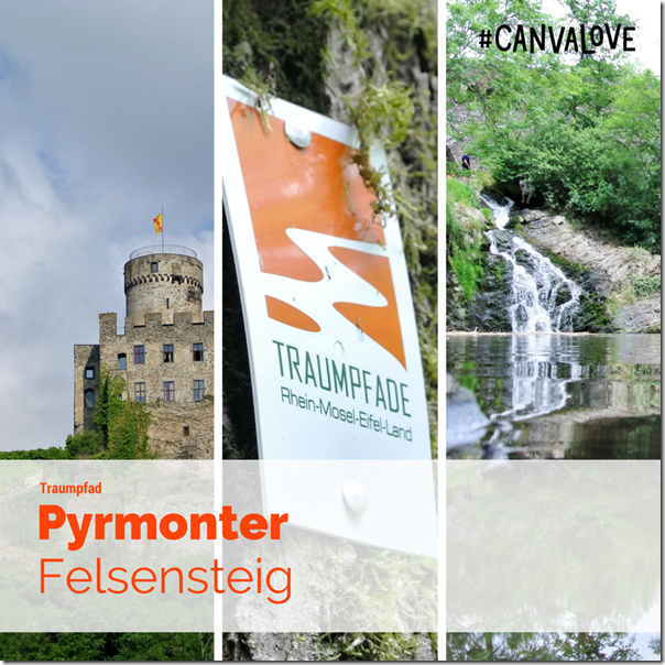 Traumpfad Pyrmonter Felsensteig - Teaser