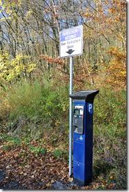 Traumpfädchen Riedener Seeblick - Parkplatz