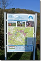 Traumpfädchen Riedener Seeblick - Übersichtskarte Startpunkt