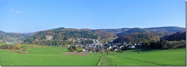 Traumpfädchen Riedener Seeblick - Rieden im Herbst