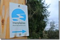 Traumpfädchen Langscheider Wacholderblick - Traumpfädchenlogo