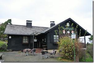 Traumpfädchen Langscheider Wacholderblick - Wacholderhütte Front