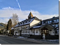 Rothaarsteig Spur Wisent-Pfad - Hotel Voss