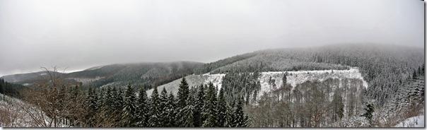 Rothaarsteig Spur Oberhundemer Bergtour -Ausblick