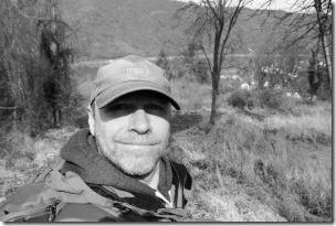 Moselsteig Seitensprung Borjer Ortsbachpädche - Selfie