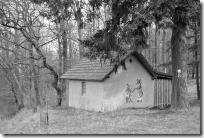 Moselsteig Seitensprung Borjer Ortsbachpädche - Märchenhütte