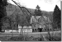 Moselsteig Seitensprung Borjer Ortsbachpädche - Mühle am Wegesrand