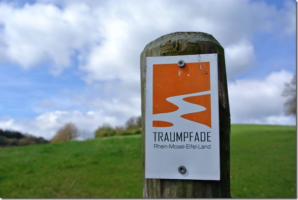 Traumpfad Nette-Schieferpfad - Traumpfadlogo