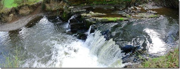 Traumpfad Nette-Schieferpfad - Wasserfall