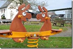 Traumschleife Murscher Eselsche - Eselswippe