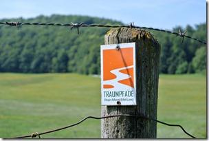 Traumpfad Booser Doppelmaartour - Logo der Traumpfade
