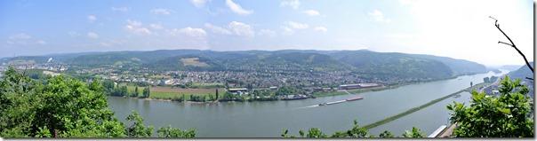 Himmelsleiter Brohl-Lützing - Rheintal