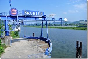 Himmelsleiter Brohl-Lützing - Verladestelle Brohler