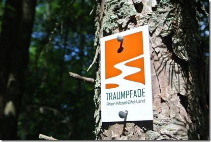 Traumpfad Waldschluchtenweg - Logo