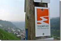 Traumpfad Hatzenporter Laysteig - Wegeplakette