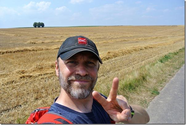 Traumpfad Hatzenporter Laysteig - Selfie