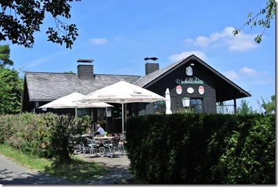 Traumpfädchen Langscheider Wacholderblick - Wacholderhütte