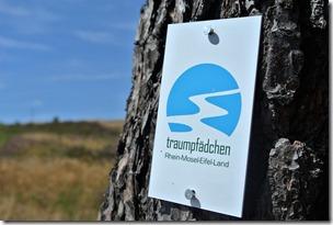 Traumpfädchen Langscheider Wacholderblick - Wegelogo